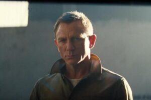 Daniel Craig No Time to Die James Bond Teaser