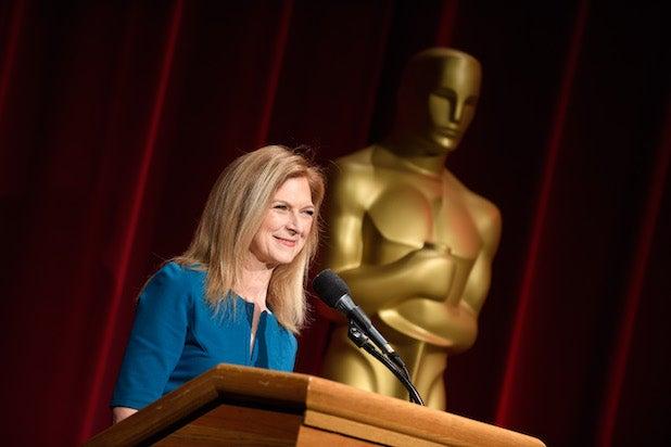 Academy CEO Dawn Hudson