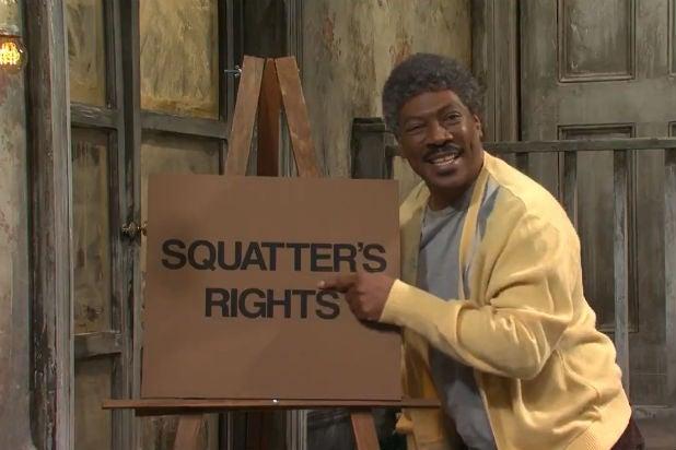 Eddie Murphy Mr Robinsons Neighborhood SNL Saturday Night Live