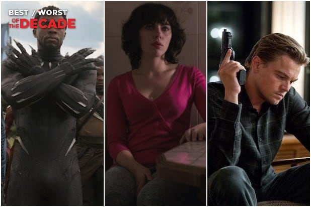 10 Best Film Scores Of The 2010s From Black Panther To Inception Photos