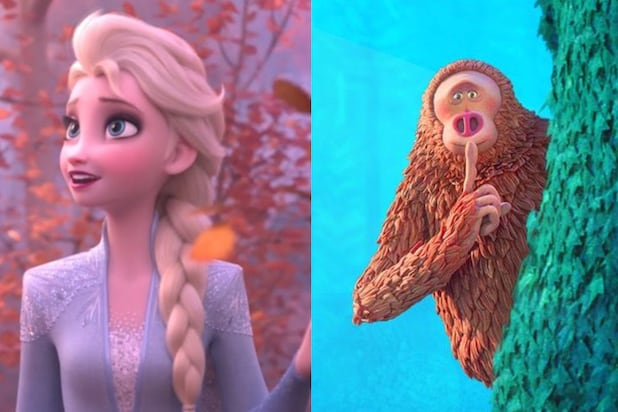 Frozen II Missing Link