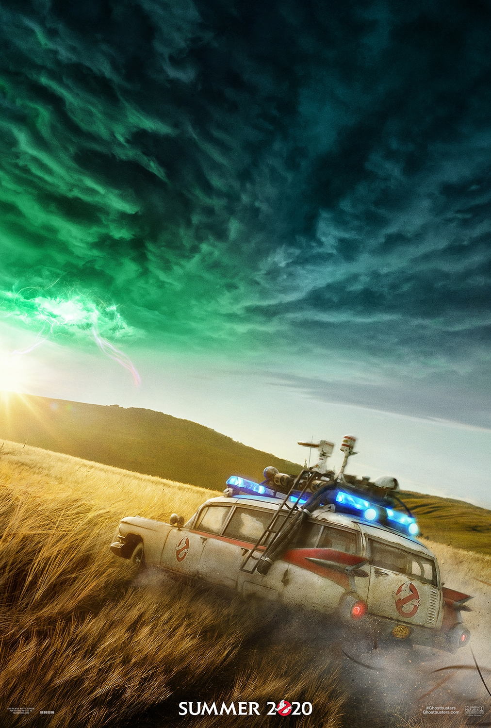 'Ghostbusters: Afterlife' First Trailer Brings Scary Spooks and Proton Packs to Rural America (Video)