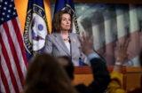 Speaker Pelosi Addresses The Media In Weekly Briefing