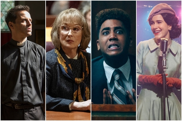 Best Actor Nominees 2020.Golden Globes Nomination Predictions 2020 Top Contenders In Tv