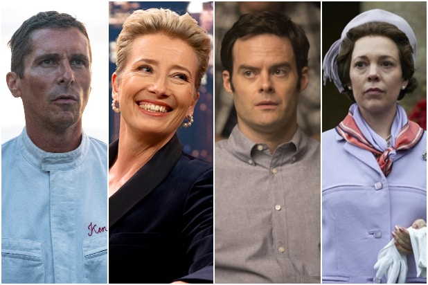 Golden Globes Predictions 2020 Film and TV(1)