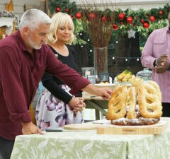 Great American Baking Show Holiday Edition