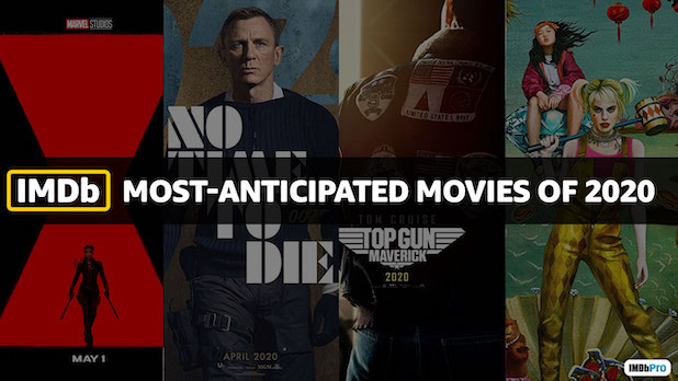 IMDB Most Anticipated Movies of 2020