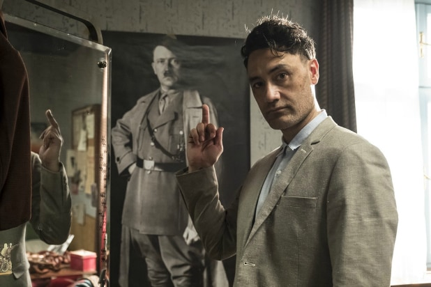 Jojo Rabbit Release Date >> Taika Waititi On How Portraying Hitler In Jojo Rabbit Made