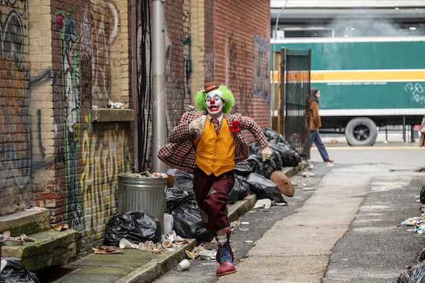 Joker Gotham Square