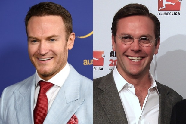 Josh Lawson James Murdoch Bombshell