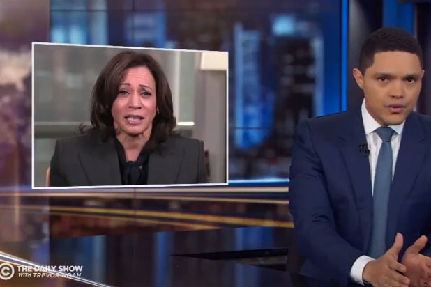Kamala Harris Drops Out Trevor Noah The Daily Show