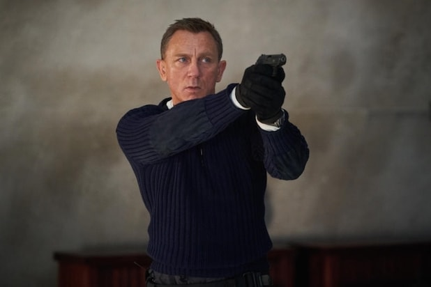 No Time To Die Daniel Craig James Bond