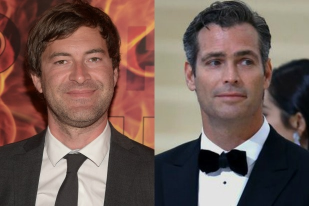 Mark Duplass Douglas Brunt Bombshell