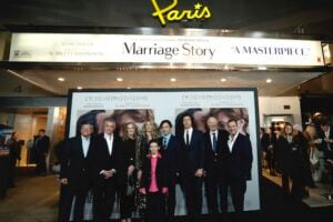 Marriage Story premiere