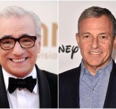 Martin Scorsese Bob Iger Marvel