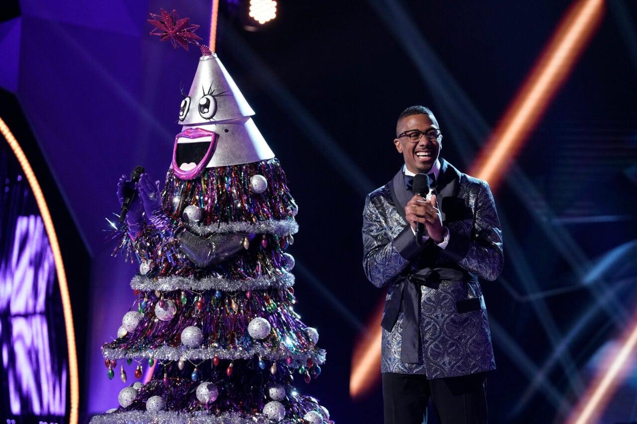 'Masked Singer': Tree Says It's 'Devastating' She Was Cut Down Ahead of Holiday-Themed Semifinals