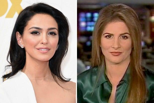 Nazanin Boniadi Rudi Bakhtiar Bombshell