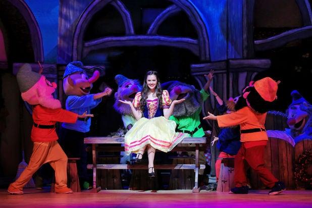 Olivia Sanabia Snow White
