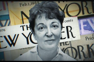 What She Said The Art of Pauline Kael