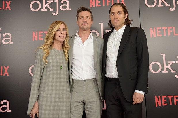 Plan B Brad Pitt Dede Gardner Jeremy Kleiner