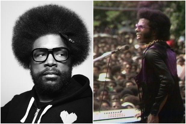 Questlove Black Woodstock