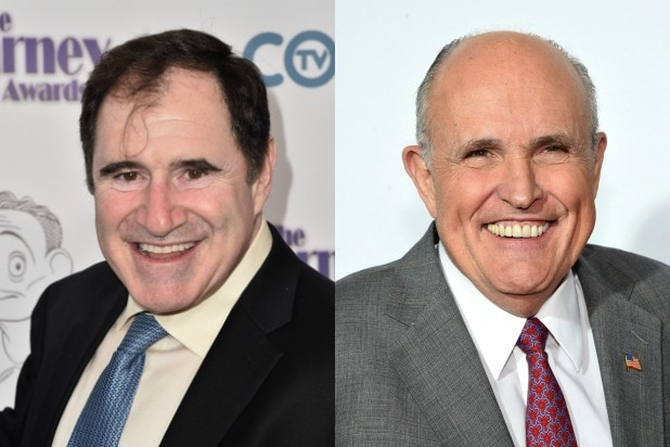 Richard Kind Rudy Giuliani Bombshell