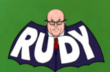 Rudy Giuliani as Batman