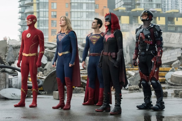 'Crisis on Infinite Earths' Team Describes the Massive Effort It Took to Pull Off The CW's Ambitious Crossover