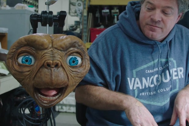 ET Xfinity Ad Behind the Scenes