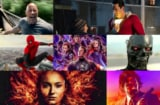 Avengers Spider-Man, Terminator, John Wick, Dark Phoenix Hobbs & Shaw, Franchise Movie Tracker 2019