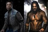 Star Wars Rise Of Skywalker Aquaman
