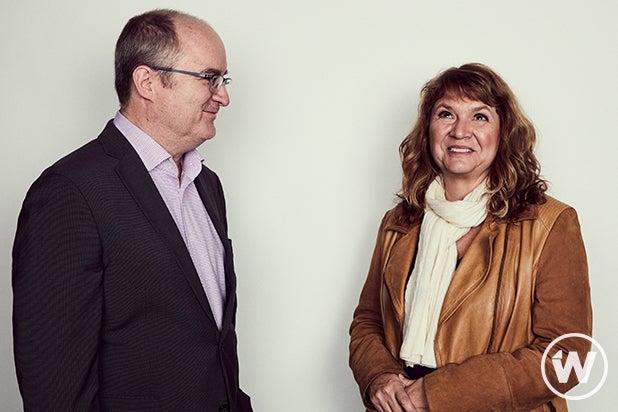 Steve Pond and Linda Olszewski, ShortsTV showcase