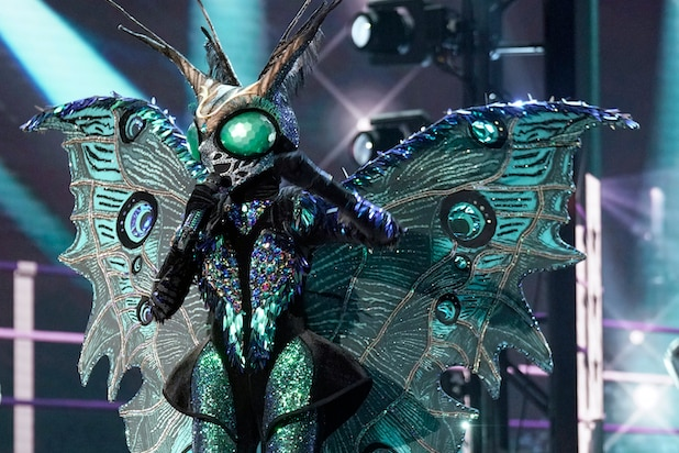 The Butterfly Masked Singer Michelle Williams