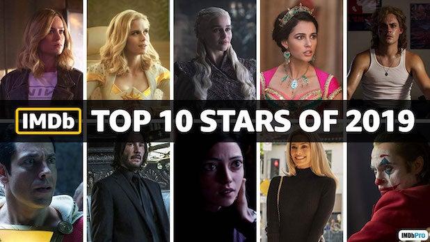 Top 10 Imdb Stars Of 2019