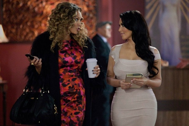 Tyler Perry's Temptation_ Confessions of a Marriage Counselor Kim Kardashian