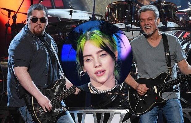 Eddie Van Halen S Son Comes To Billie Eilish S Defense About Not Knowing Who Van Halen Is