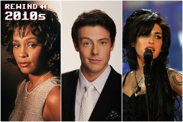 Whitney-Houston-Cory-Monteith-Amy-Winehouse