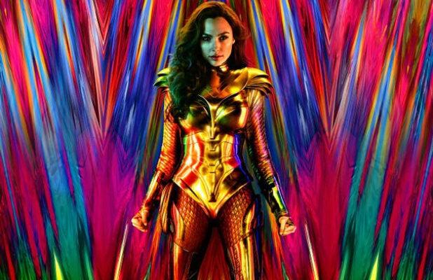 Wonder Woman 1984 Poster Gal Gadot CCXP 2019