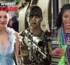Crazy Rich Asians Mad Max Girl's Trip
