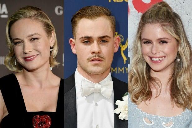 Brie Larson Leads Imdb S Top Stars Of 2019 The Boys Star Erin