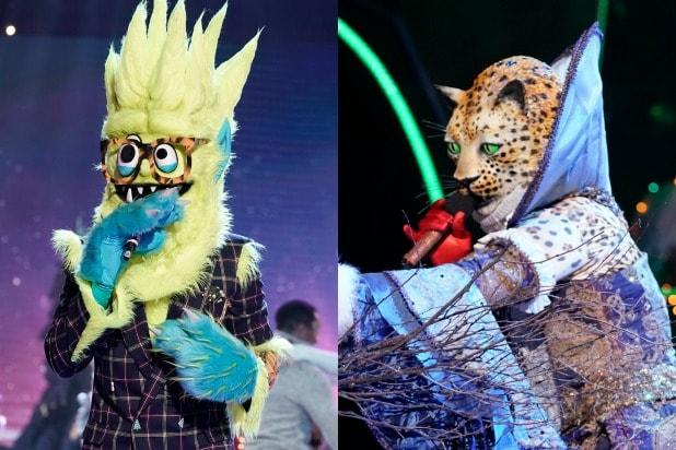 'Masked Singer' Unveils 2 More Celebrity Masked Singers: And Thingamajig and Leopard Are… (Videos)