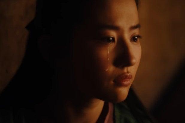 Mulan 2020 Liu Yifei
