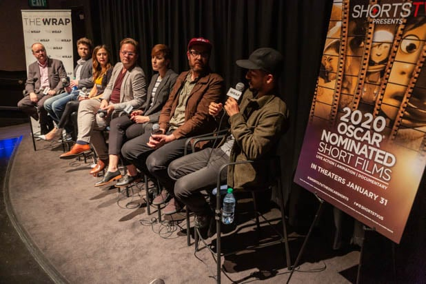 Oscar Contenders Showcase: Best Short Films directors panel presented by TheWrap and ShortsTV