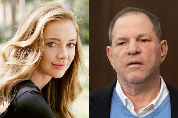 Kaja Sokola Harvey Weinstein