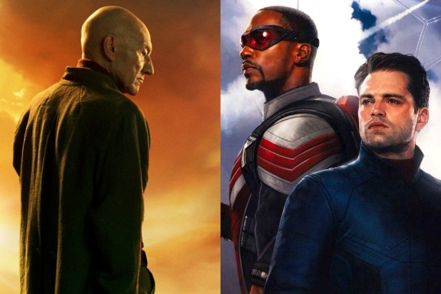 'Picard,' 'Falcon and the Winter Soldier' Top IMDb's Most-Anticipated New Shows of 2020 (Exclusive)