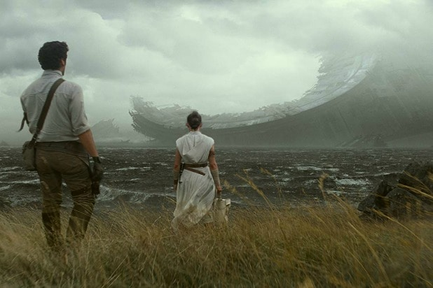 star war episode ix the rise of skywalker has too many death stars