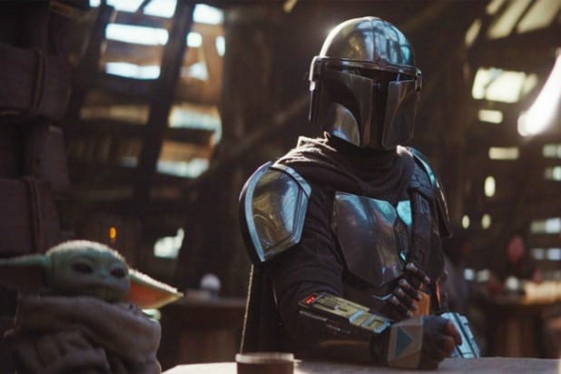 star wars The Mandalorian What Character Was That at the End of Episode 5 boba fett