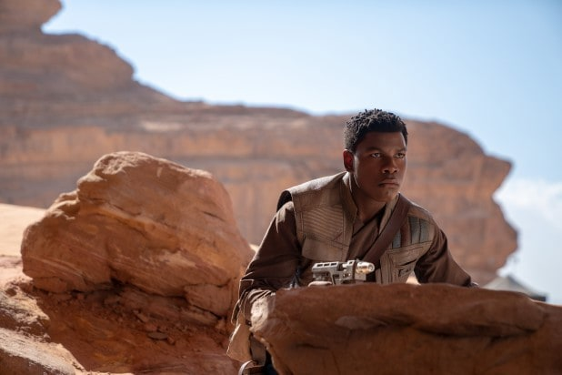 Star Wars The Rise of Skywalker Finn John Boyega