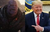 Thanos Donald Trump