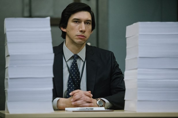 The Report Adam Driver Scott Z. Burns